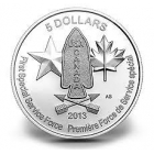 2013 $5 Devils Brigade